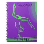 Gymnastics Notebook