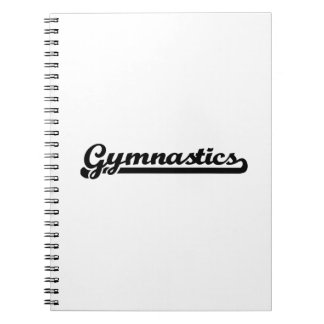 Gymnastics Notebooks