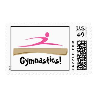 Gymnastics! Postage