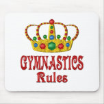 GYMNASTICS RULES MOUSE PAD