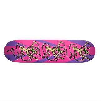 Gymnastics Skateboard Deck