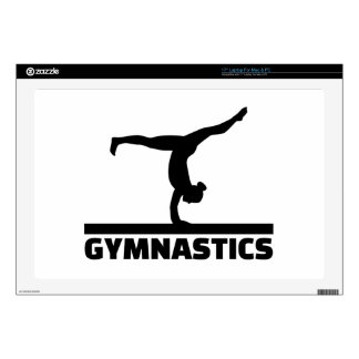 "Gymnastics Skins For 17"" Laptops"