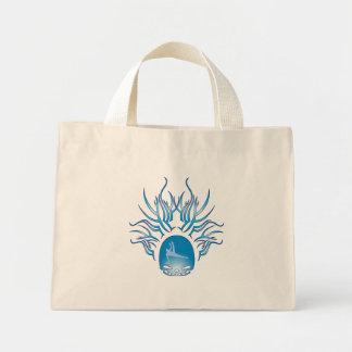 Gymnastics Skull Canvas Bag