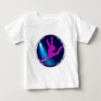 GYMNASTICS SPACE RING BABY T-Shirt