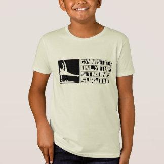Gymnastics Survive T-Shirt