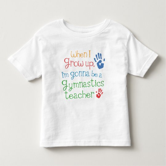 Gymnastics Teacher (Future) Infant Baby T-Shirt