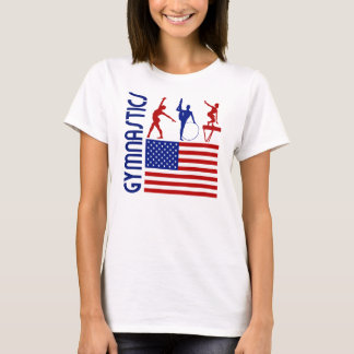 Gymnastics United States T-Shirt