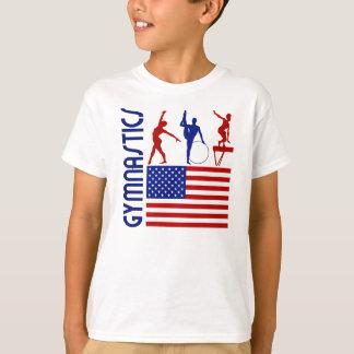 Gymnastics United States T-Shirt