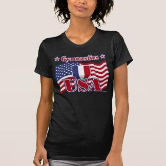 Gymnastics USA T-shirt