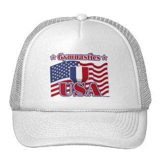 Gymnastics USA Trucker Hat