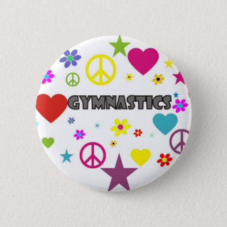 Gymnastics with Mixed Graphics Button