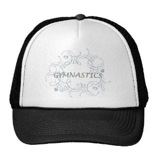 Gymnastics with Swirl Trucker Hat