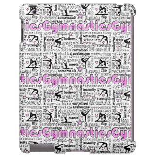 Gymnastics Words 2 iPad Case