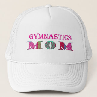 GymnasticsMom Trucker Hat
