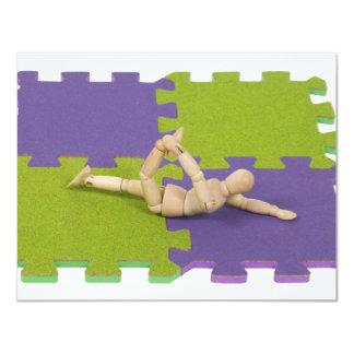 GymnasticsStretching112809 copy 4.25x5.5 Paper Invitation Card