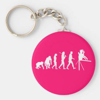 Gymnasts Gymnastics Gymnasium gift Key Chains