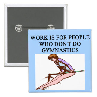gymnist's delight pin