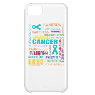 Gynecologic Cancer Awareness Collage iPhone 5C Cover
