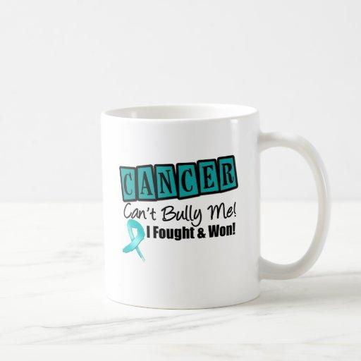Gynecologic Cancer Can't Bully Me...I Fought I Won Coffee Mugs