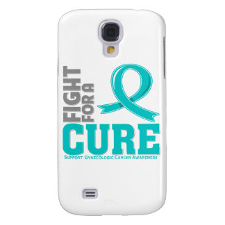 Gynecologic Cancer Fight For A Cure Samsung Galaxy S4 Cases
