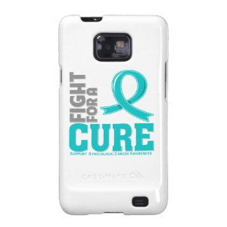 Gynecologic Cancer Fight For A Cure Samsung Galaxy S2 Covers