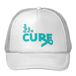 Gynecologic Cancer Fight For A Cure.png Trucker Hat