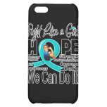Gynecologic Cancer Fight We Can Do It iPhone 5C Case