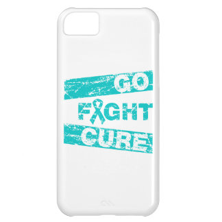 Gynecologic Cancer Go Fight Cure iPhone 5C Covers