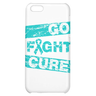 Gynecologic Cancer Go Fight Cure iPhone 5C Case