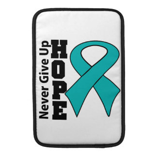 Gynecologic Cancer Hope Never Give Up Sleeve For MacBook Air