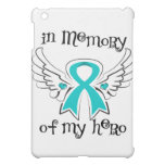 Gynecologic Cancer In Memory of My Hero iPad Mini Cover