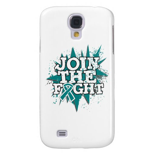 Gynecologic Cancer Join The Fight Galaxy S4 Cases