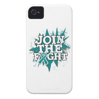 Gynecologic Cancer Join The Fight iPhone 4 Cover