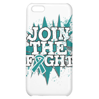 Gynecologic Cancer Join The Fight Cover For iPhone 5C