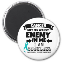 Gynecologic Cancer Met Its Worst Enemy In Me Magnet