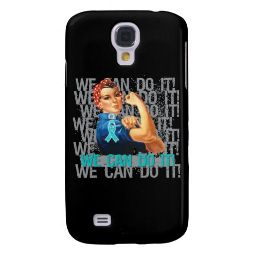 Gynecologic Cancer Rosie WE CAN DO IT HTC Vivid Cover