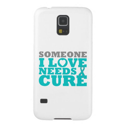 Gynecologic Cancer Someone I Love Needs A Cure Galaxy Nexus Cover
