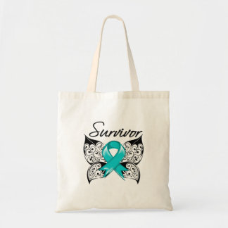 Gynecologic Cancer Survivor Butterfly Bags