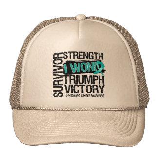 Gynecologic Cancer Survivor I Won Trucker Hat