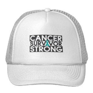 Gynecologic Cancer Survivor Strong Trucker Hat