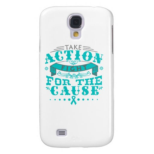 Gynecologic Cancer Take Action Fight For The Cause HTC Vivid / Raider 4G Case