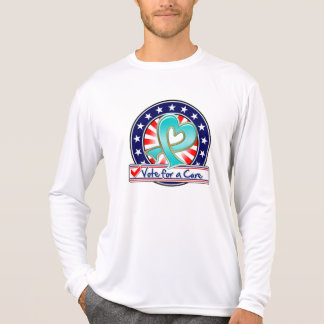 Gynecologic Cancer Vote For a Cure Tees