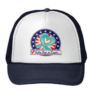 Gynecologic Cancer Vote For a Cure Trucker Hat