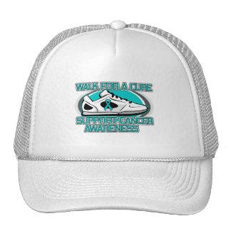 Gynecologic Cancer Walk For A Cure Trucker Hat