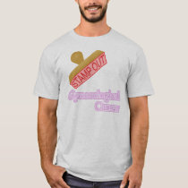 Gynecological Cancer T-Shirt