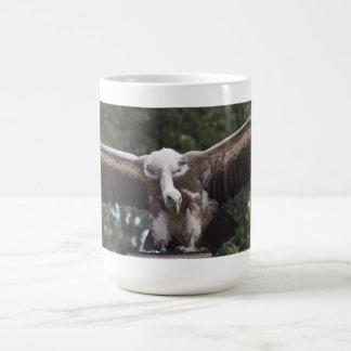 Gyps fulvus coffee mug