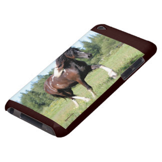 Gypsian Filly Barely There iPod Case