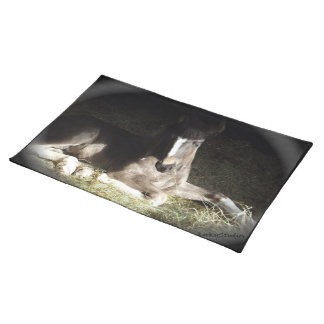 Gypsian Filly Placemat