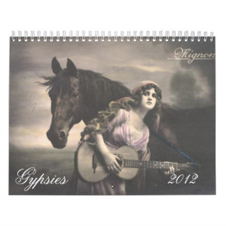 Gypsies Calendar
