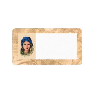 Gypsy Address Label